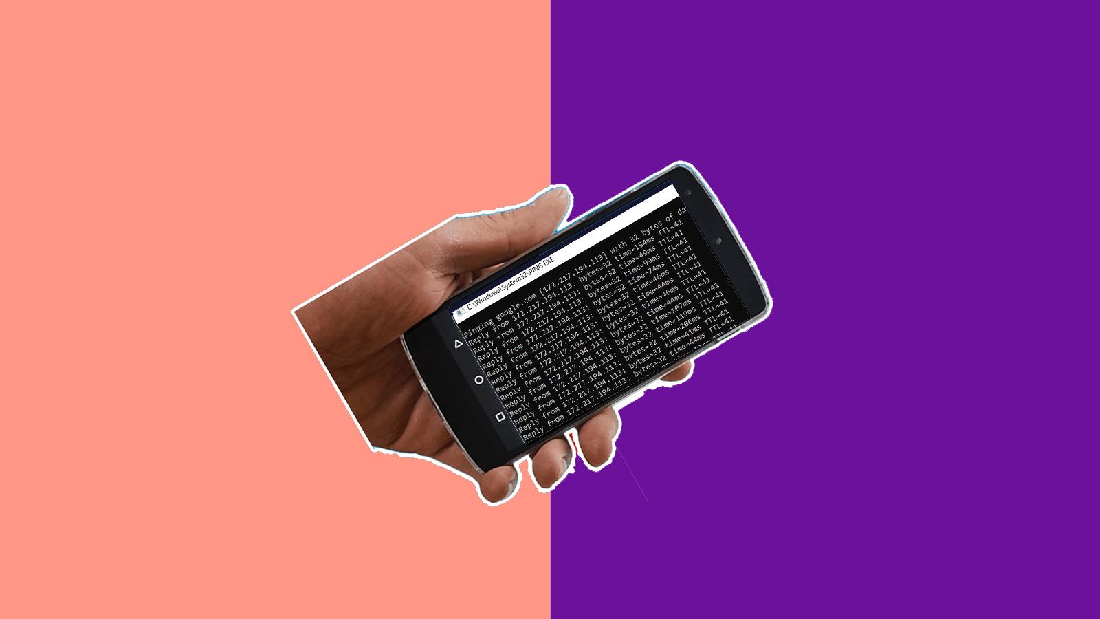 Aplikasi Pinger Anti Lag Mobile Legends
